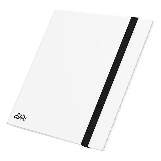 Portfolio 12-Pocket QuadRow Flexxfolio 480 [Ultimate Guard] - Blanc
