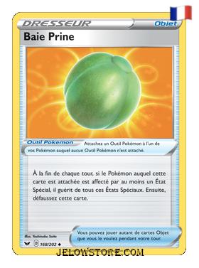 BAIE PRINE 168/202 FR [EPEE ET BOUCLIER]