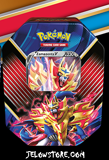 pokebox zamazenta V boite legendes de galar