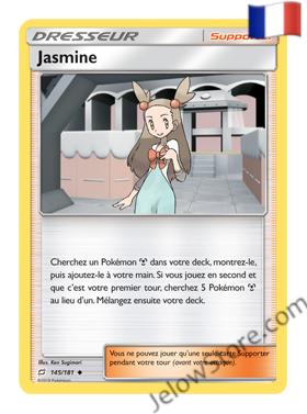 JASMINE 145/181 FR [SL9 DUO DE CHOC]