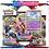 tripack pokemon EB1 ponyta de galar