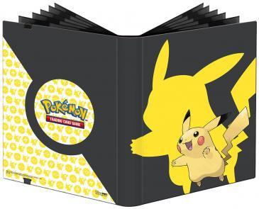 PRO-Binder Pokémon A4 Pikachu 2019