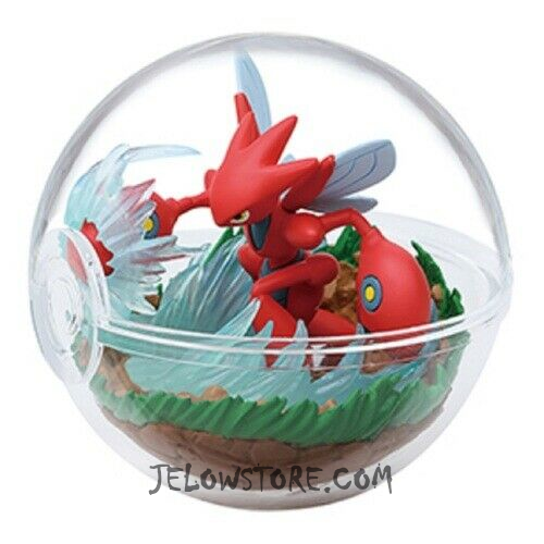 POKEMON TERRARIUM COLLECTION 8 - Cizayox