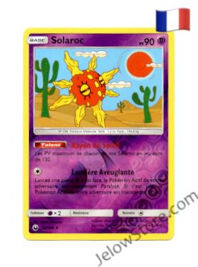 SOLAROC REVERSE 62/168 FR [SL7 TEMPETE CELESTE]