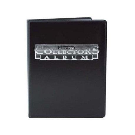 Ultra Pro Collectors Album Portfolio 9 pocket navy black