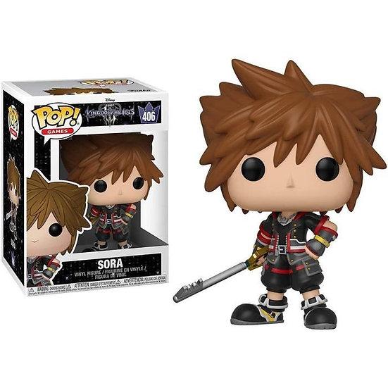Funko POP Kingdom Hearts 3 Sora 406