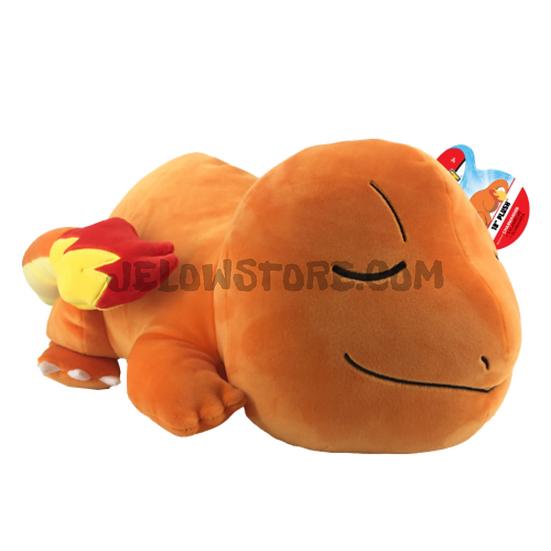 Peluche Pokémon BOTI 46cm [Charmander Sleeping]