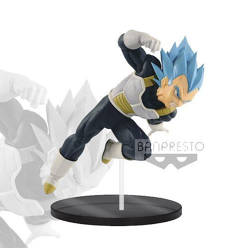 DBS Figurine Ultimate Soldiers Super Saiyan God Super Saiyan Vegeta