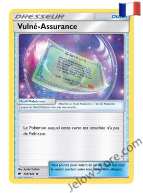 VULNE-ASSURANCE 126/147 FR [SL3 OMBRES ARDENTES]