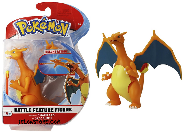 Pokémon [Battle Feature Figure]: Dracaufeu