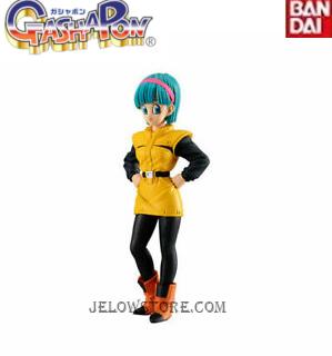 DBS Figurine Gashapon Bulma