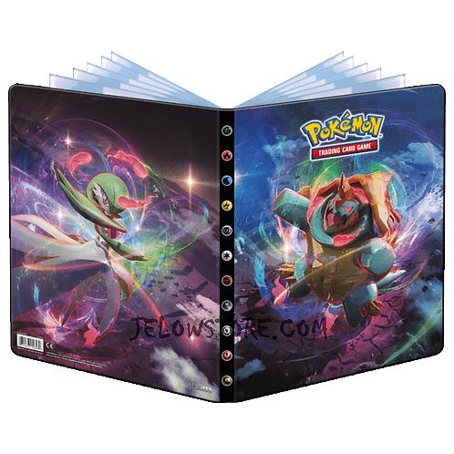 Portfolio Pokémon A4 / 9 pochettes [EB3.5 - La Voie du Maître]
