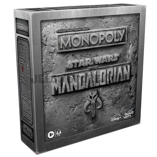 monopoly star warrs the mandalorian