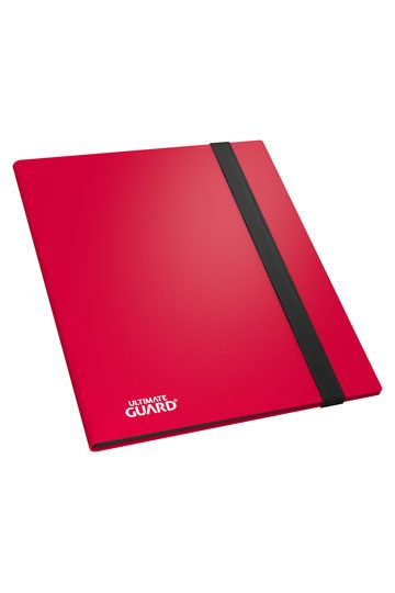 Portfolio A4 / 9 cases [Ultimate Guard] - FlexXfolio - Rouge