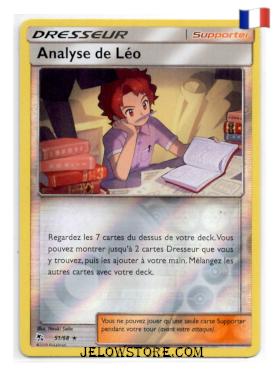 ANALYSE DE LEO REVERSE 51/68 FR [SL11.5 DESTINÉES OCCULTES]