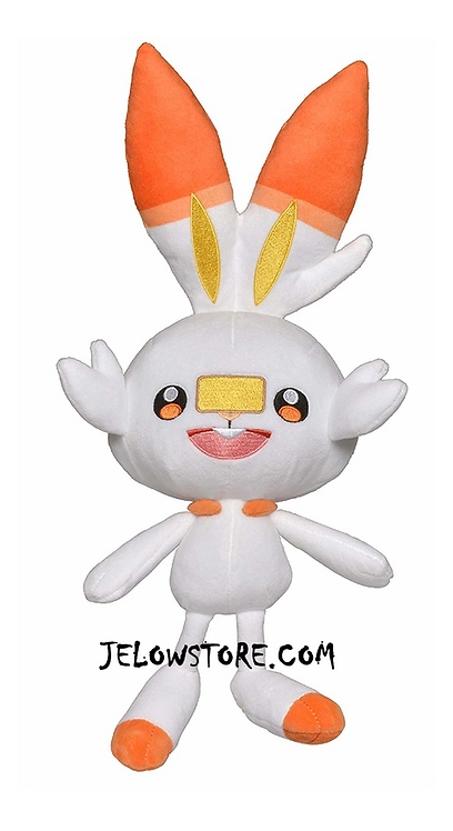 peluche pokemon flambino