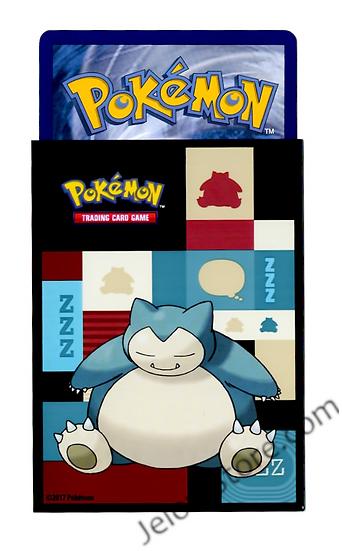 Sleeve Pokémon - Ronflex X1
