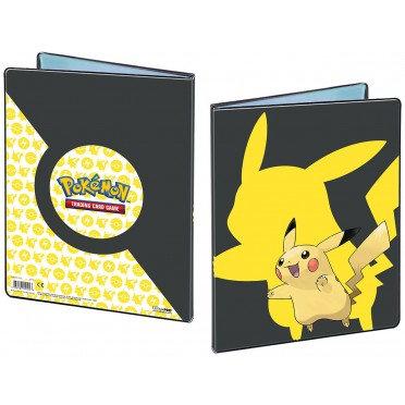 Portfolio Pokémon A4 Pikachu 2019