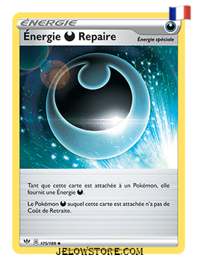 ENERGIE REPAIRE 175/189 FR [EB03 TENEBRES EMBRASEES]