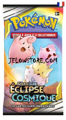 Boosters SL12: Soleil et Lune - Eclipse Cosmique [FR]