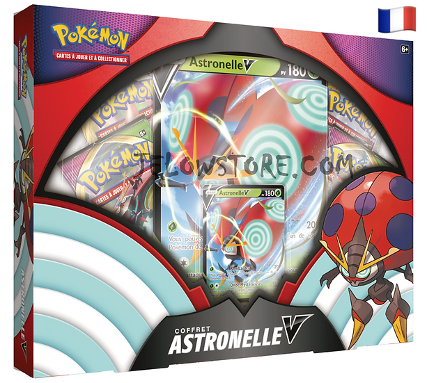 Coffret 4 boosters [ASTRONELLE-V] FR