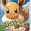 Nintendo Switch Pokémon Let's Go Evoli FR