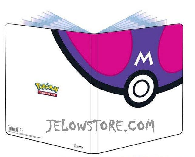 Portfolio Pokémon A4 / 9 pochettes [Ultra PRO] - Master Ball