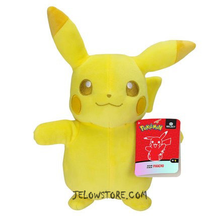 Peluche Pokémon Monochrome [PIKACHU]