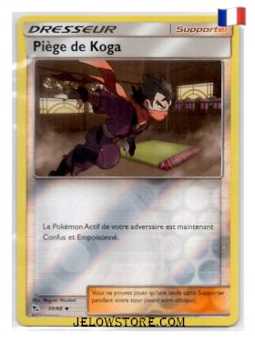 PIEGE DE KOGA REVERSE 59/68 FR [SL11.5 DESTINÉES OCCULTES]