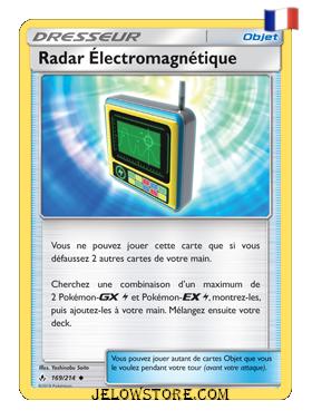 RADAR ELECTROMAGNETIQUE 169/214 FR [SL10 ALLIANCE INFAILLIBLE]