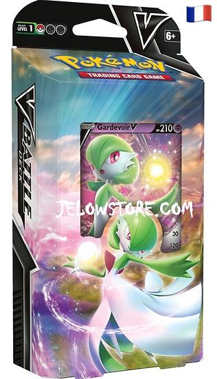 jcc pokémon deck combat-v Gardevoir fr