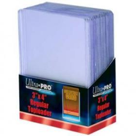 Ultra Pro - Toploader x25 - Clear Regular