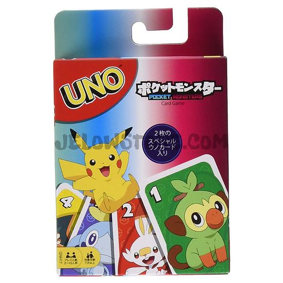 pokémon uno
