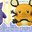 figurine capchara pokemon