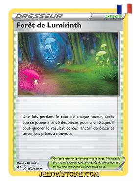 FORET DE LUMIRINTH 162/189 FR [EB03 TENEBRES EMBRASEES]