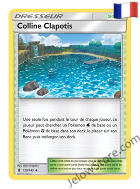 COLLINE CLAPOTIS 120/145 FR [SL2 GARDIENS ASCENDANTS]