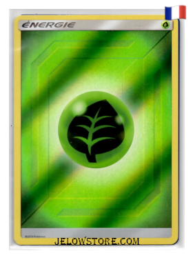 ENERGIE PLANTE REVERSE FR [SL11.5 DESTINÉES OCCULTES]