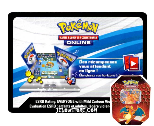 Code Online Pokémon - 1x Pokébox Dracaufeu-GX [SL11.5]