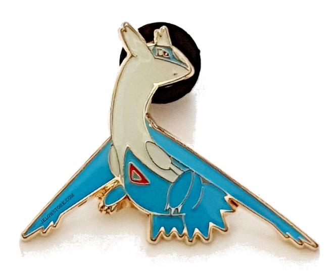 Pin's Pokémon Latios