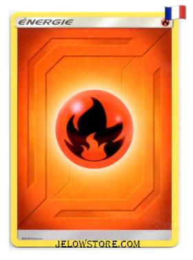 carte pokemon energie feu 2019