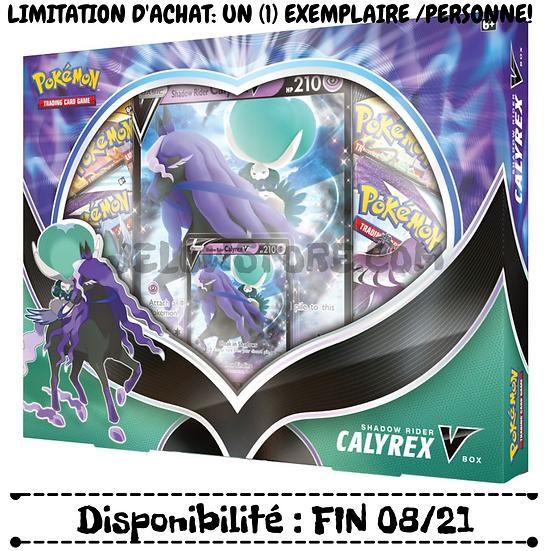 Coffret-V 4 boosters - Sylveroy Cavalier de l'Effroi [FR]