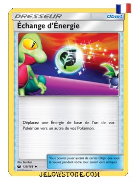 ECHANGE D'ENERGIE 129/168 FR [SL7 TEMPETE CELESTE]