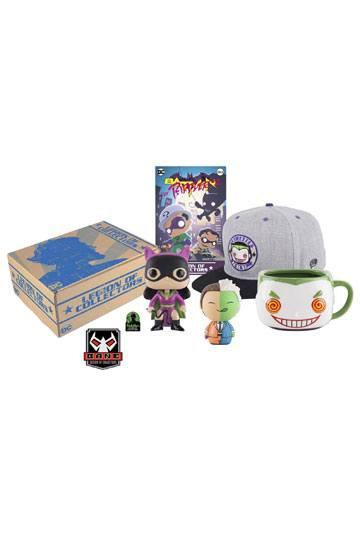 DC Coffret Legion of Collectors Batman Villains