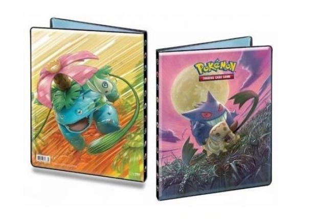 Pokémon portfolio A4 SL9 Duo de Choc