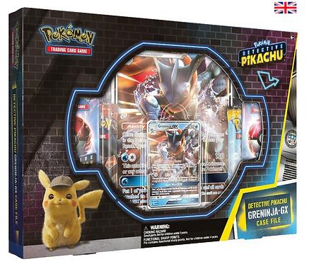 Pokemon Greninja-GX box