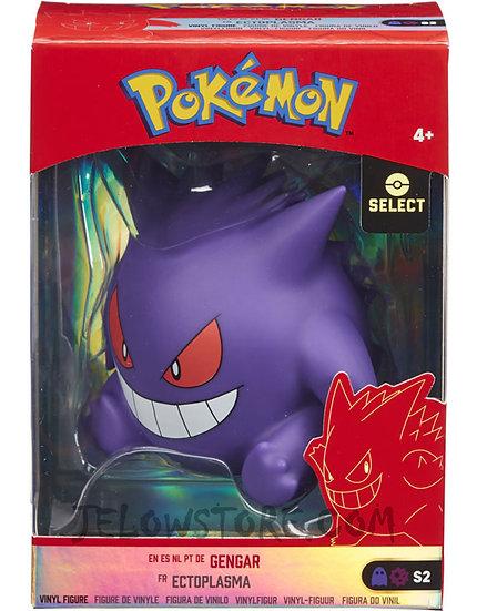 Figurine Vinlyle Select Série 2 - Pokémon Kanto [Ectoplasma] 10cm