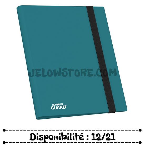 Portfolio A4 / 9 cases [Ultimate Guard] - FlexXfolio - Bleu Pétrole