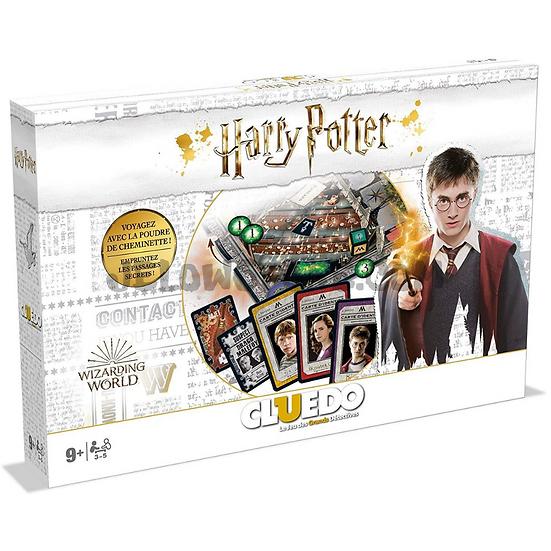 Harry Potter - Cluedo [JEU DE SOCIETE] FR