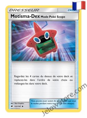 MOTISMA-DEX 122/147 FR [SL3 OMBRES ARDENTES]