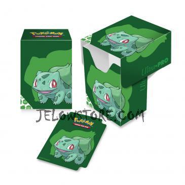 Deck Box Pokémon [Ultra PRO] - Bulbizarre